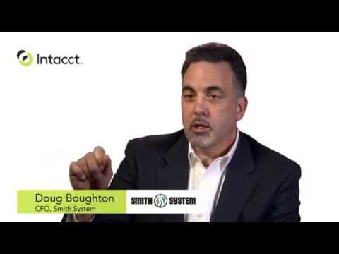 Intacct Project Accounting