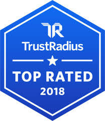 Trust Radius Awards for Intacct Software