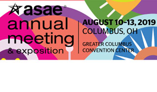 asae 2019 event