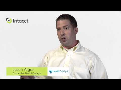 Intacct cloud software improves automation