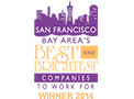 Intacct Best and Brightest Awards 2014