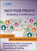 Intacct Blog: Join Us at the AICPA Not For Profit Conference
