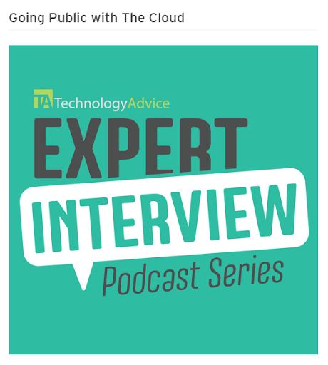 Intacct Blog: Technology Advice Expert Interview with Rob Reid
