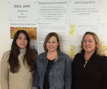 Intacct Blog: Meet the User Experience Team at Intacct