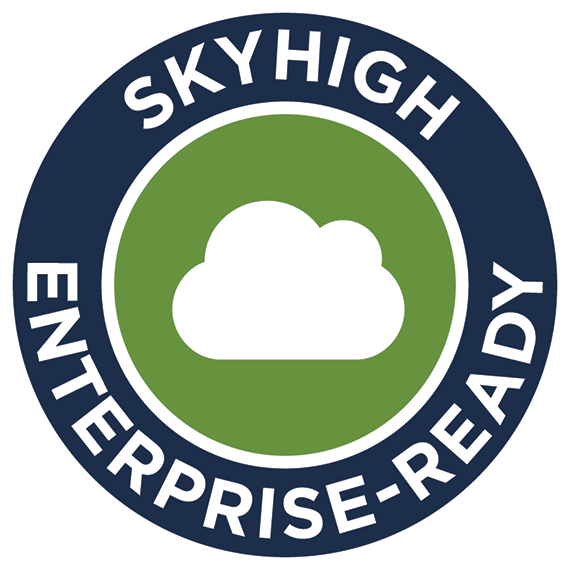 Skyhigh Enterprise Ready