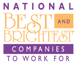 Intacct Named One of the Best and Brightest Companies to Work For in the United States