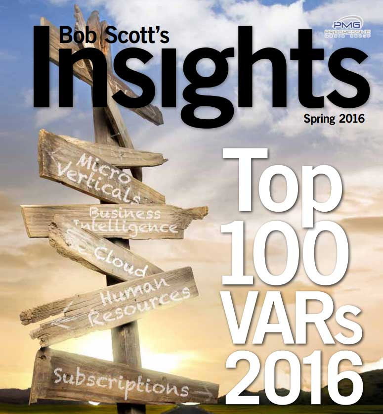 Intacct Blog: 25 Intacct Business Partners Named to Top 100 VARs list