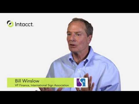 Get a financial partner with Intacct