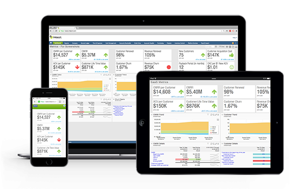 Intacct Cloud ERP