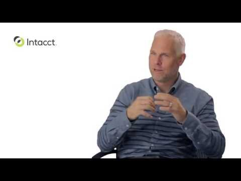 Intacct Cloud ERP Software Automates Key Business Processes