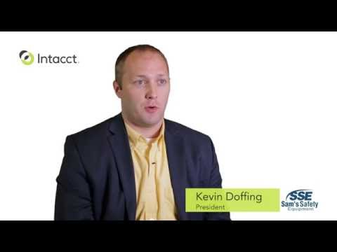 Intacct Cloud ERP Software Provides the Agility to Grow Your Business