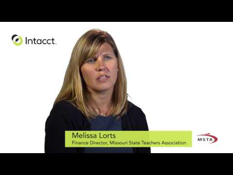 Intacct for membership organizations