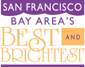 San Francisco Bay Area Best and Brightest Company to Work For logo