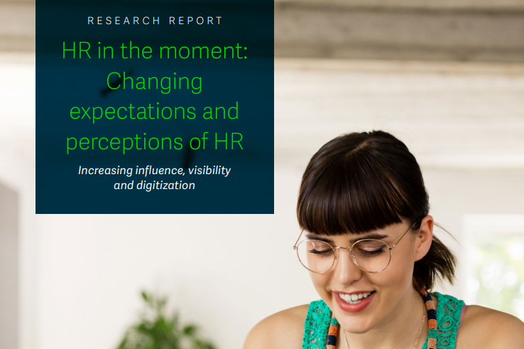 Changing expectations and perceptions of HR Research Report