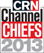 CRN Channel Chiefs 2013 logo