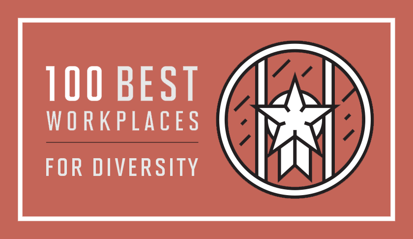 FORTUNE Top Workplaces for Diversity Logo