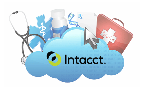 Intacct Healthcare Accounting Software