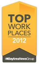 Top Work Places 2012 logo