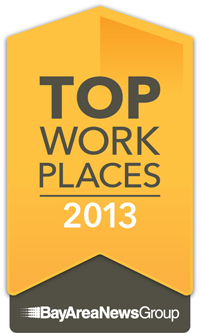 Top Work Places 2013 logo