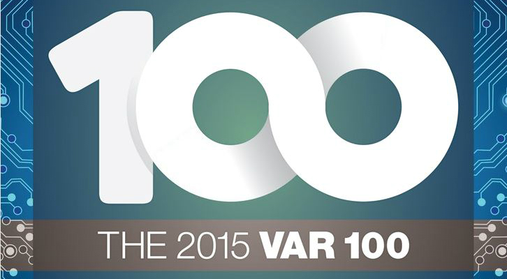 Accounting Today's 2015 VAR 100 list