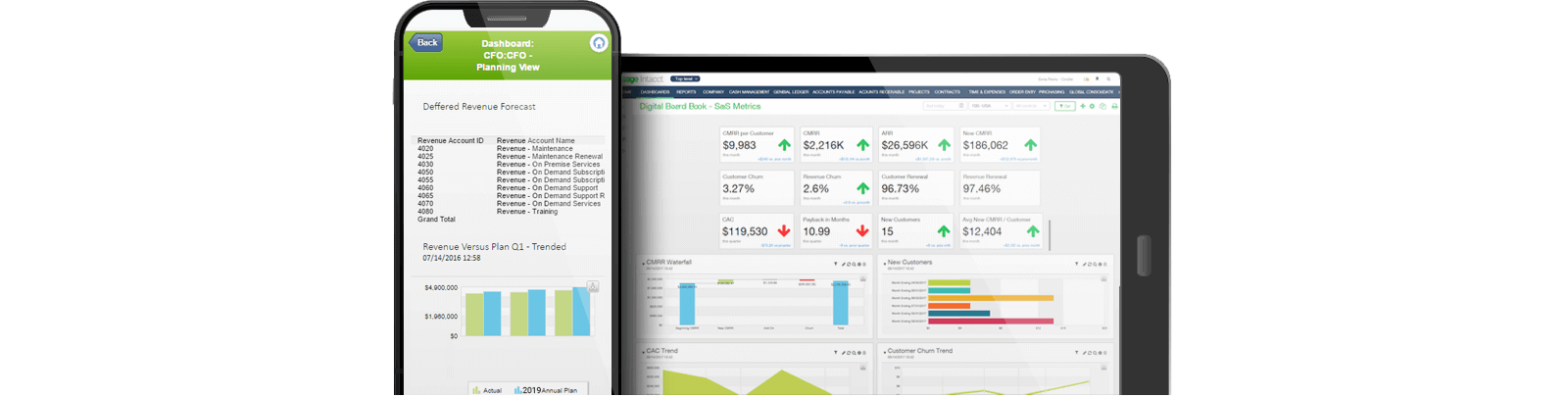 Sage Intacct is #1 in customer satisfaction.