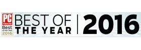 2016 PC Magazine Best of the Year