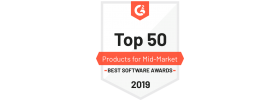 2019 Best Software Companies List by G2 Crowd | Sage Intacct
