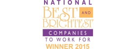 National Best and Brightest Companies to Work For
