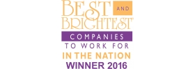 Intacct wins The Nation's Best and Brightest Companies To Work For 2016