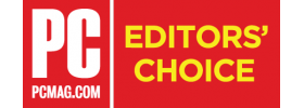PC Magazine Editor Choice Logo