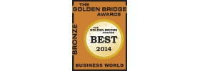 Golden Bridge Award Logo