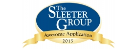 2015 Sleeter Group Awesome Application Logo