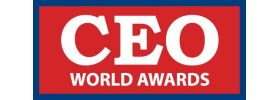 CEO World Awards Logo