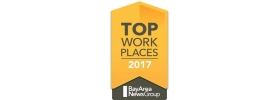 Intacct Earns 2017 Bay Area Top Workplaces Award