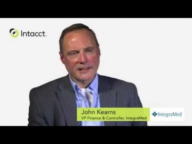 Intacct for global companies