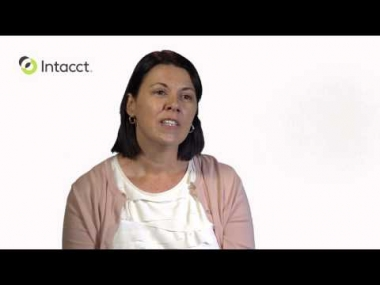 Intacct Reporting