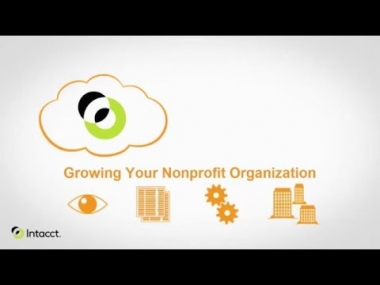 Intacct for Nonprofits
