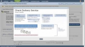 Intacct Check Delivery Service