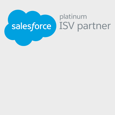 Intacct is a Salesforce Platinum ISV Partner