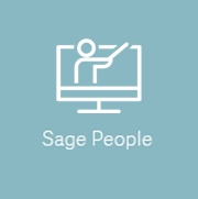Sage people webinar icon